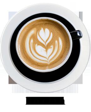 Berlin Coffee Plate