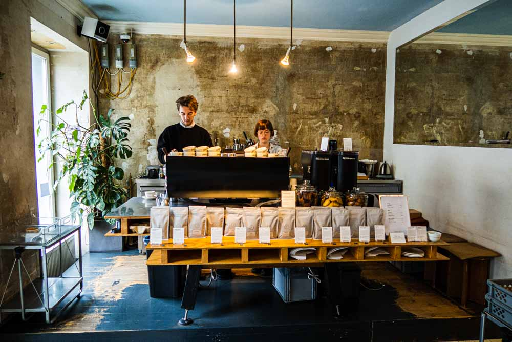 Bonanza Coffee Heroes in Berlin