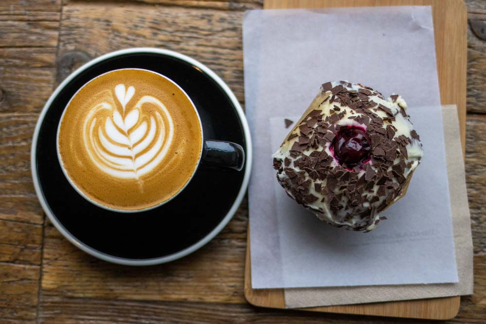 Coffee and Cake at The Barn in Berlin