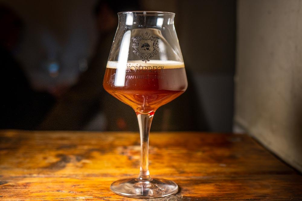 Craft Beer at Hopfenreich in Berlin