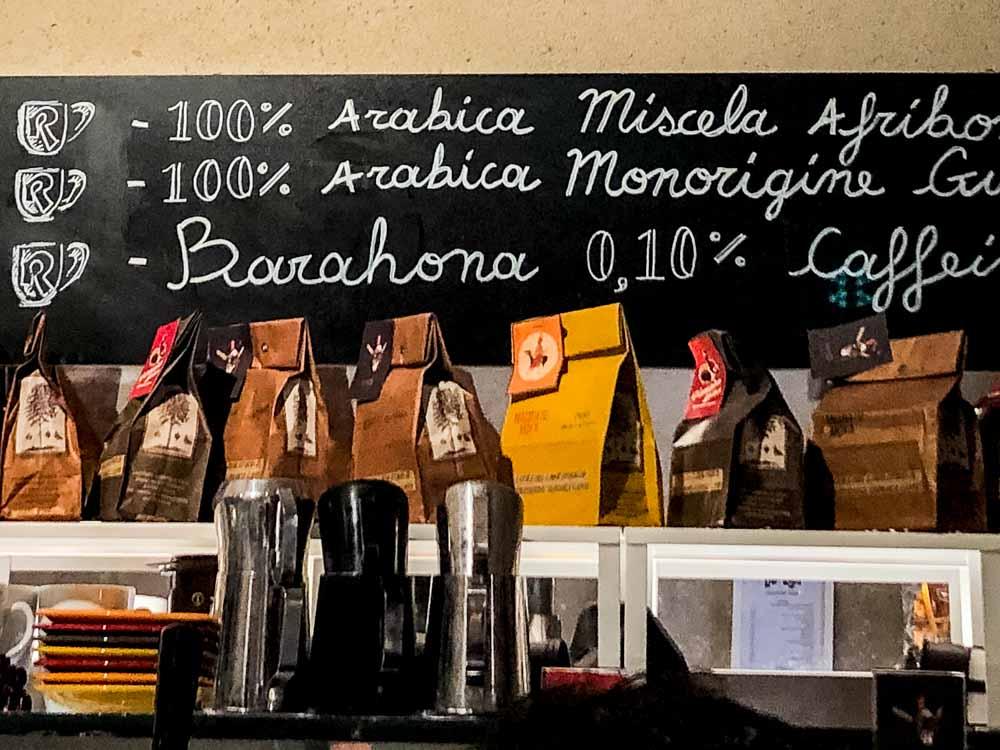 Bar at Roscioli Caffe Pasticceria in Rome