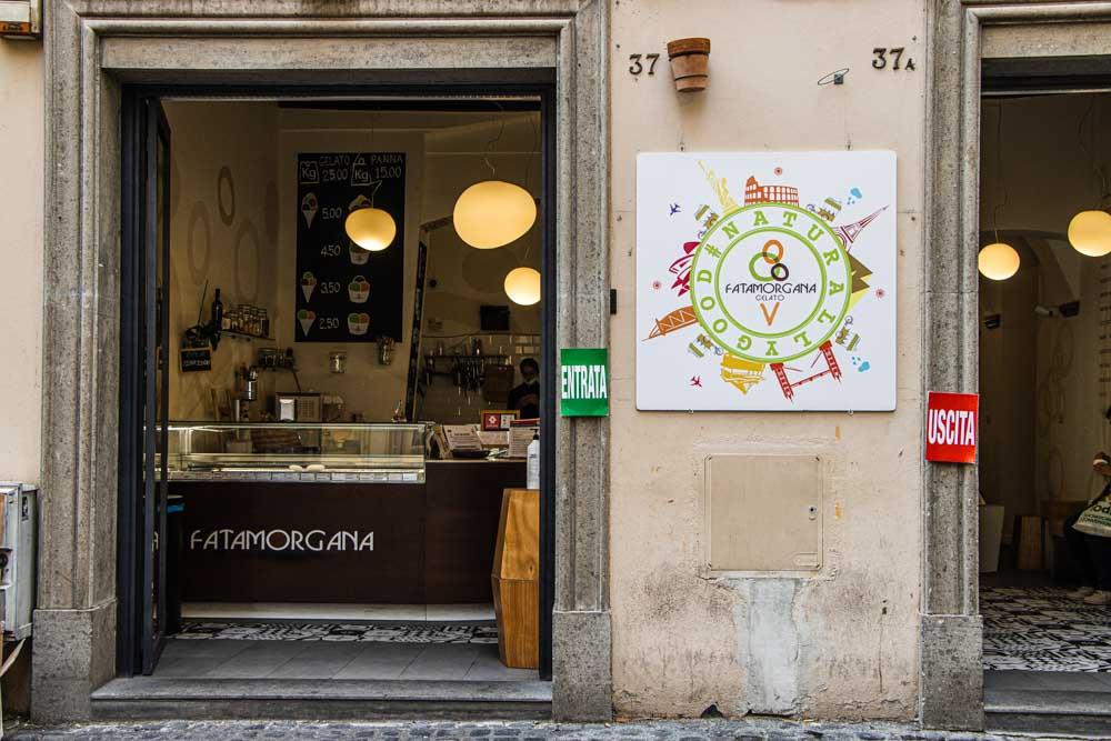 Fatamorgana in Rome