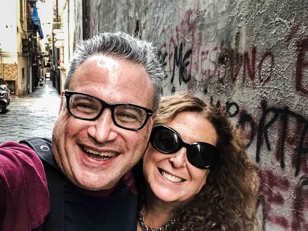 Naples Selfie 2020