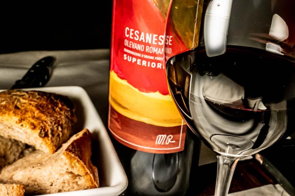 Wine at Roscioli Salumeria con Cucina in Rome