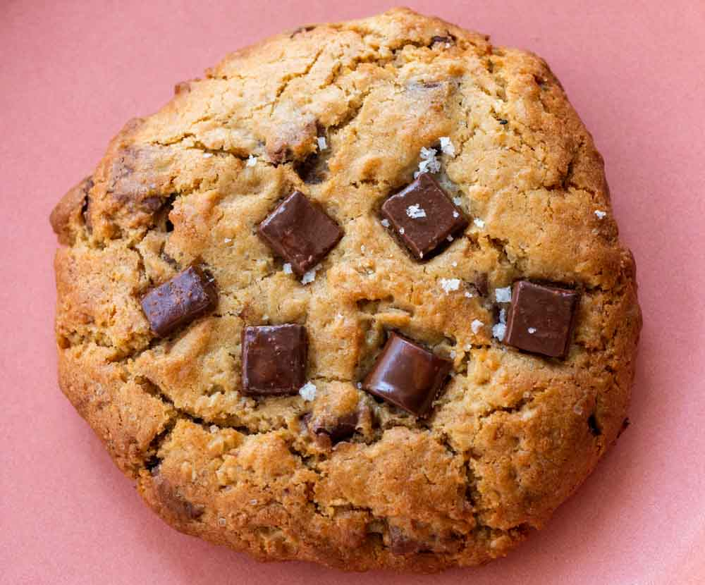 Chocolate Chip Cookie at Milkees