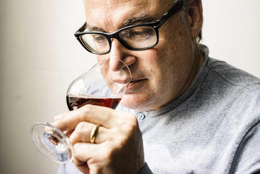 Daryl Tastes Port at Kopke Wine House in Porto