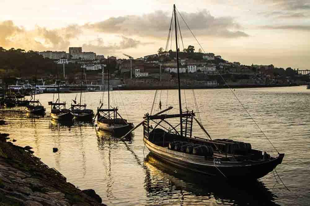 Douro at Dusk in Porto