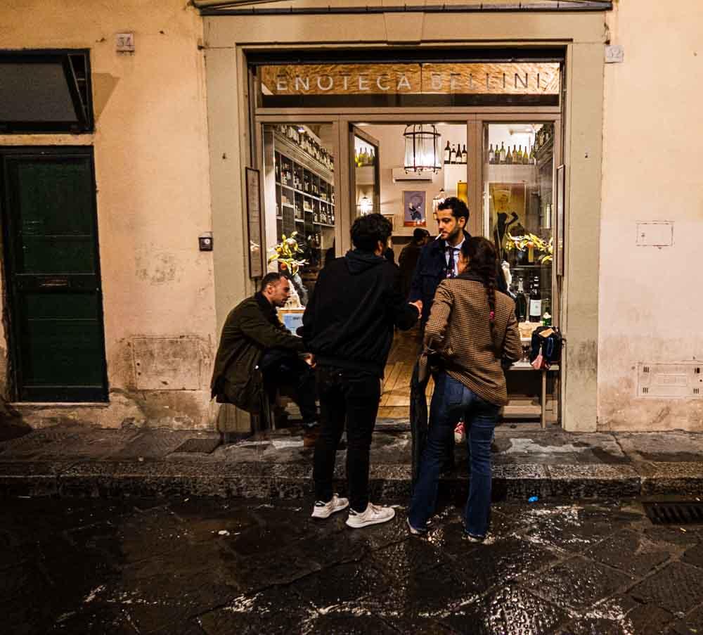 Enoteca Bellini in Florence