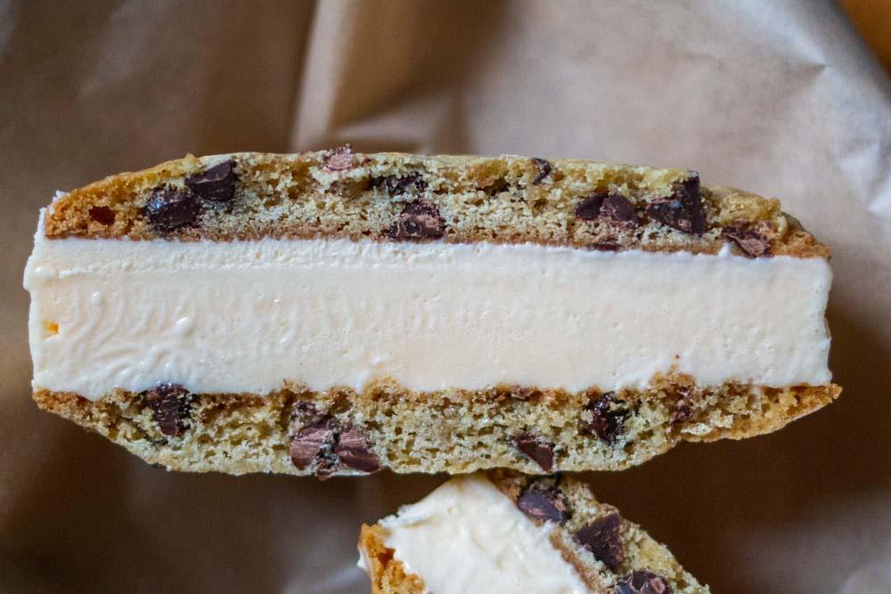 Ice Cream Sandwich at Ballyhoo in Buffalo