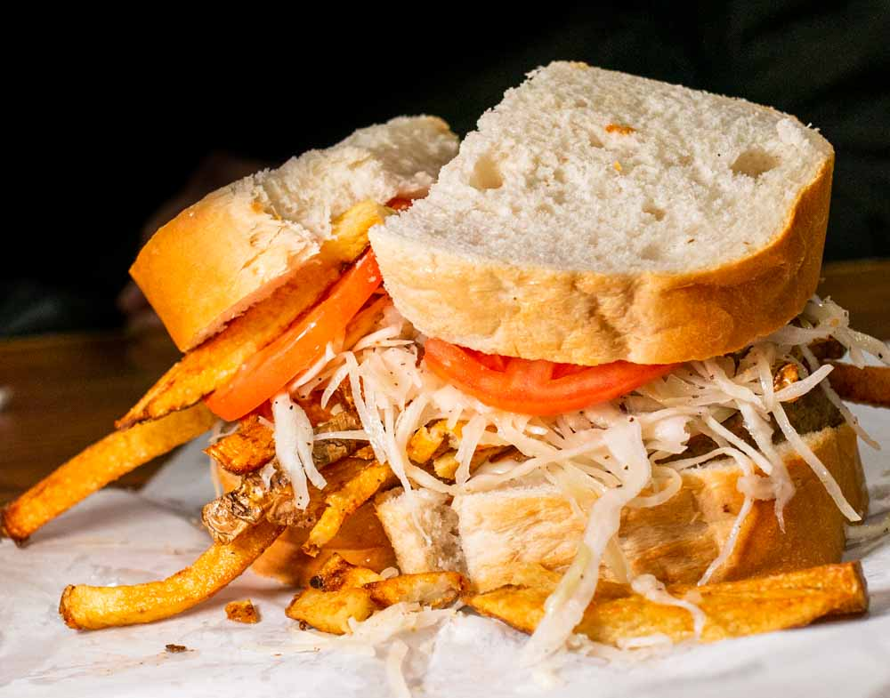 Primanti Classic at Primanti Bros in Pittsburgh