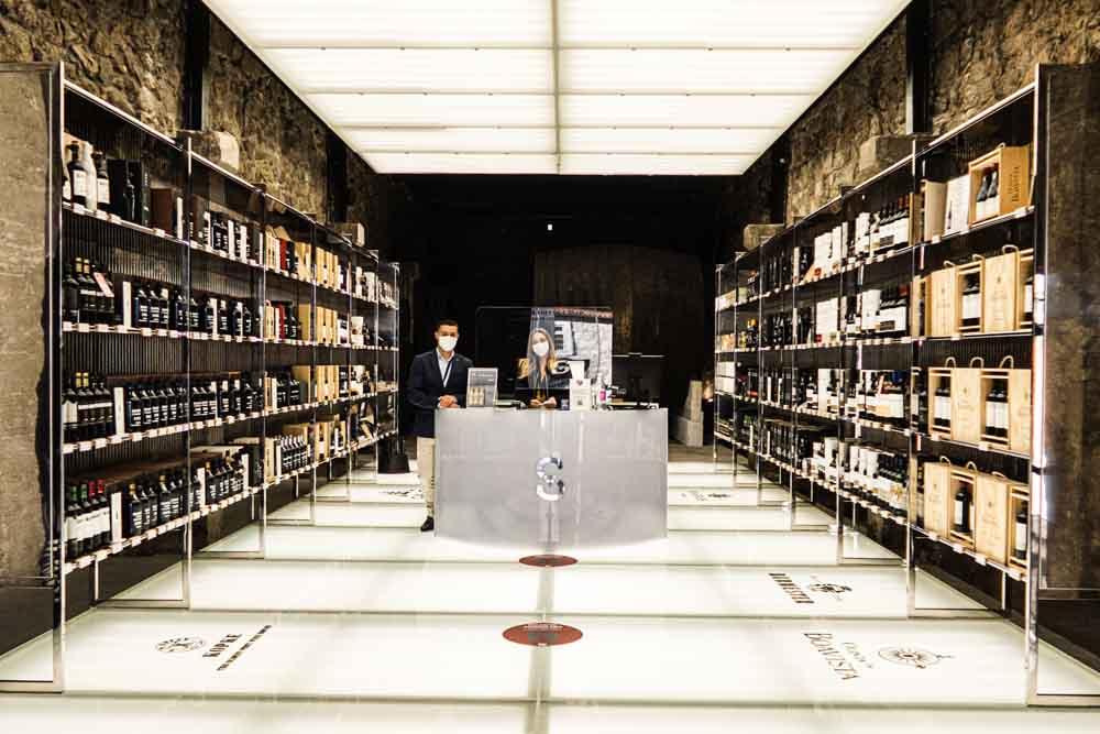 Sogevinus Wine Shop in Porto