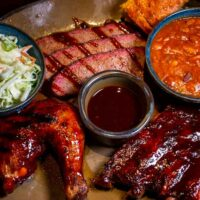 BBQ at Q39 in Kansas City