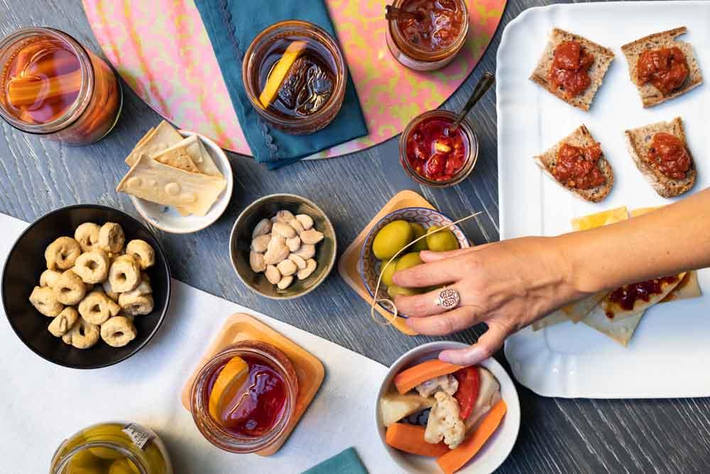 Curious Appetite Aperitivo Snack Box