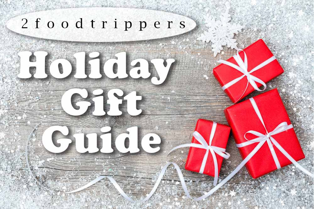 2foodtrippers Holiday Gift Guide