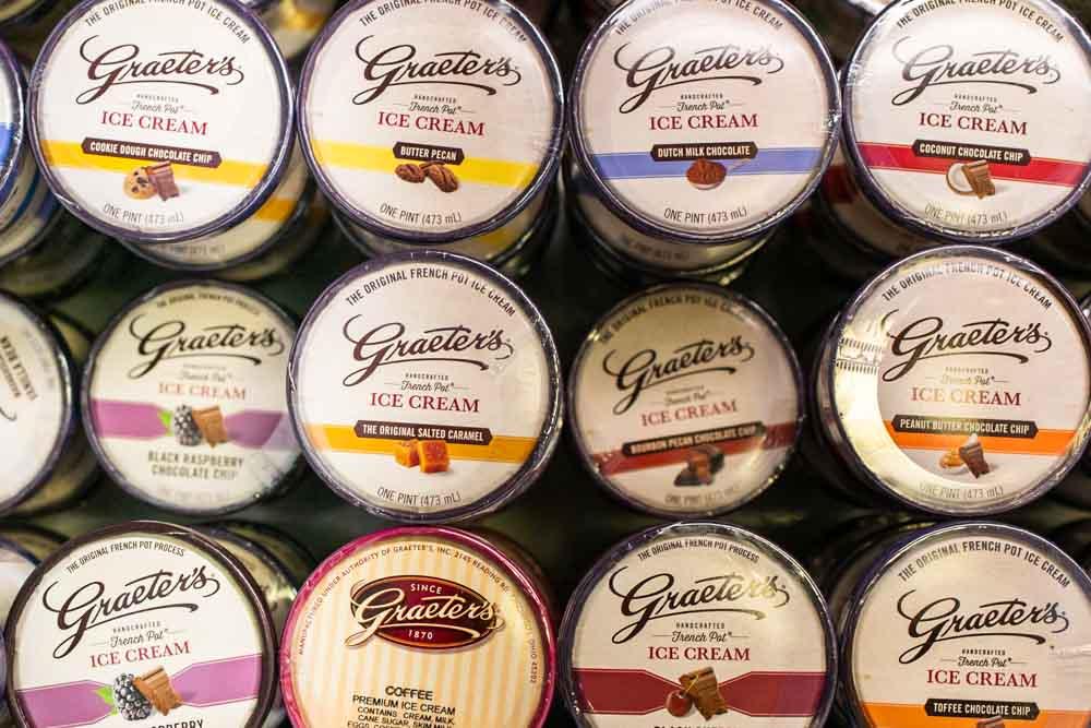 Graeters Ice Cream in Cincinnati