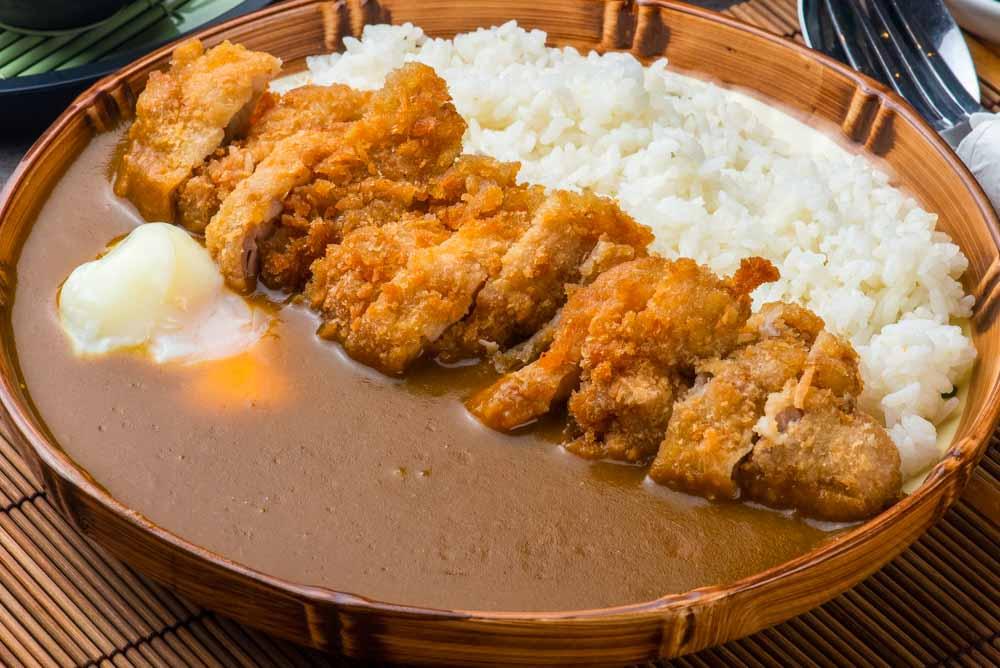 Katsu Curry on Dish