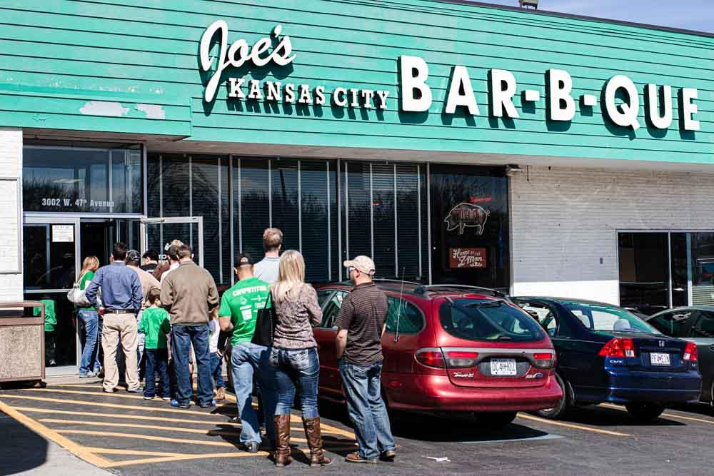 Joes Kansas City BBQ in Kansas City