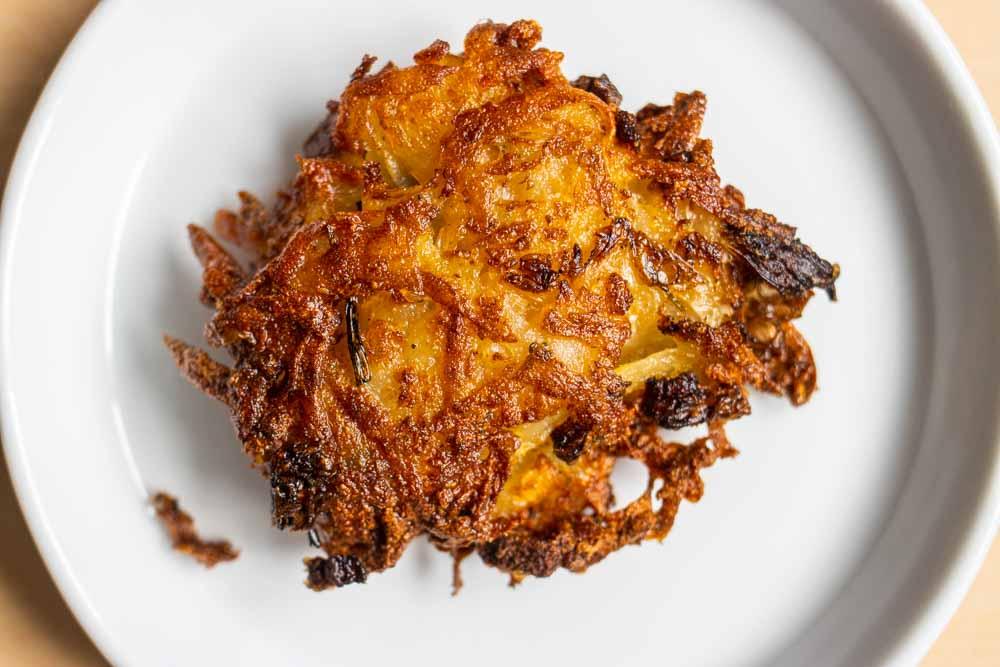Kimchi Latke