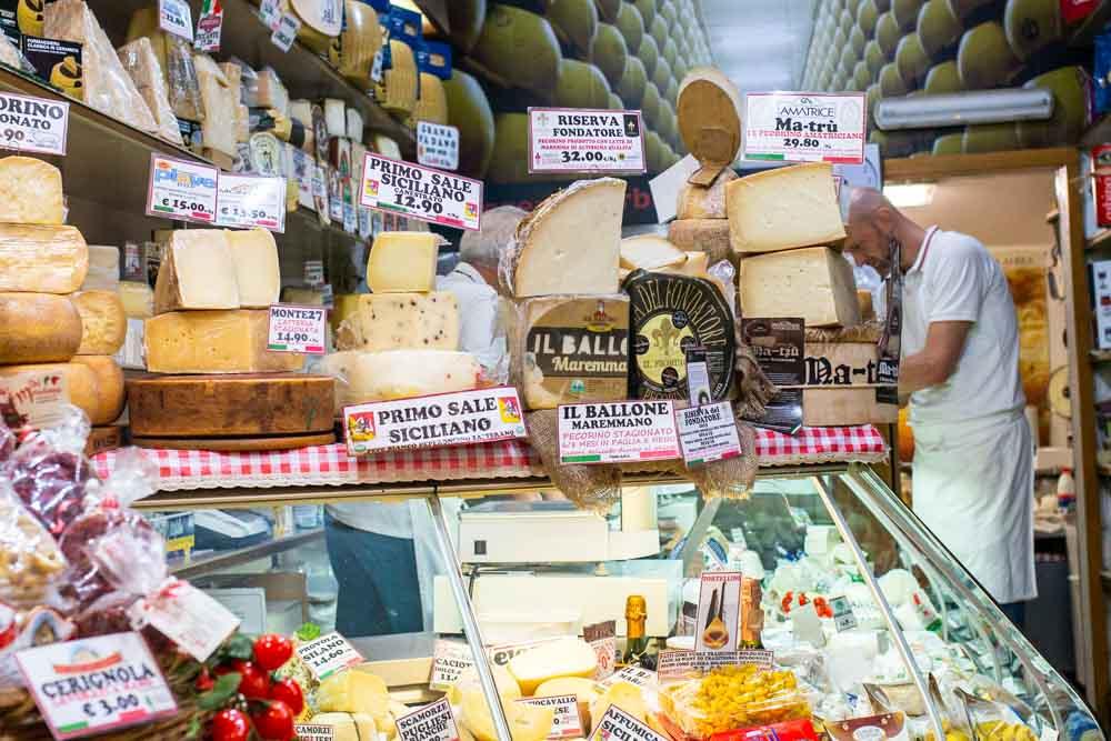 Mercato Delle Erbe in Bologna