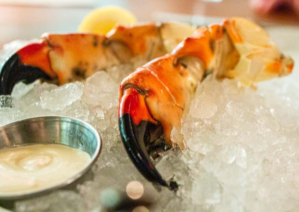Stone Crab Claw at Beachcraft in Miami