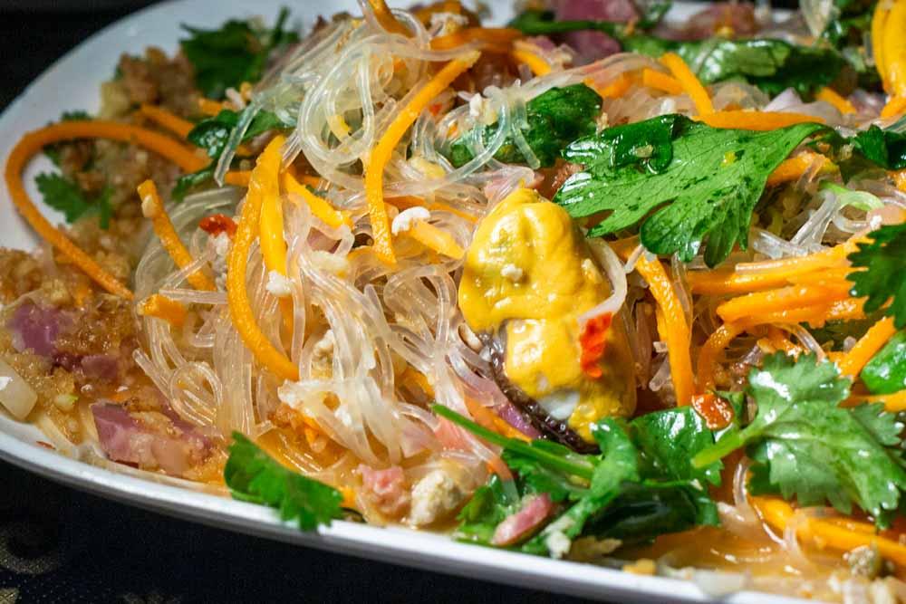Thai Noodles at Pok Pok in Portland