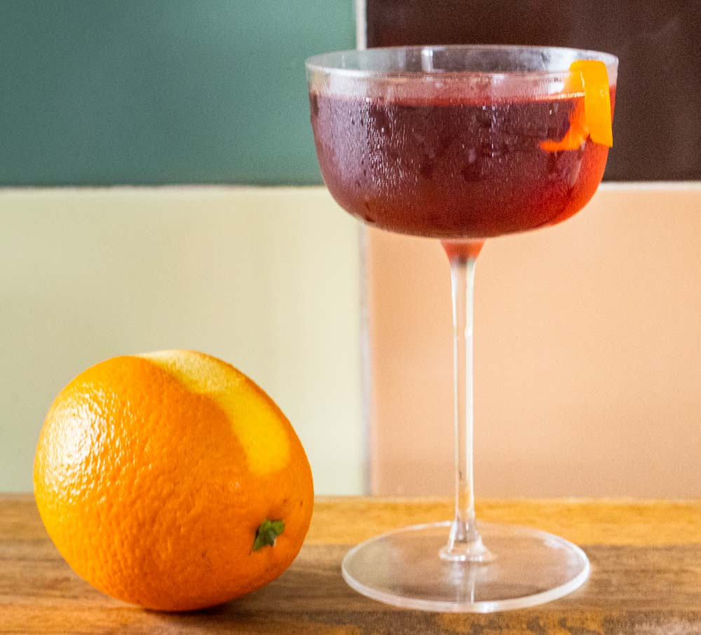 A Negroni for Bourbon Fans