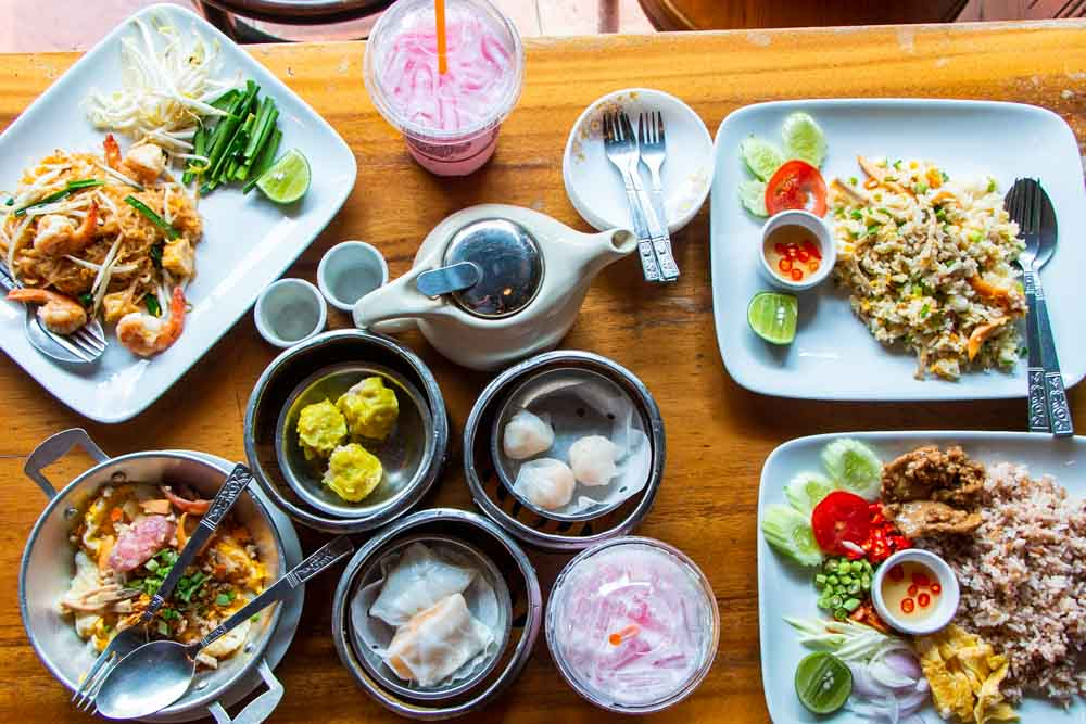 Chinese Food in Thailand