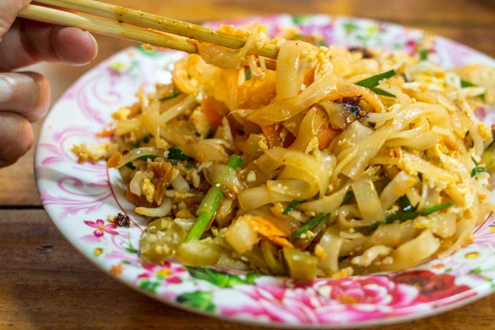 Pad Thai in Pai