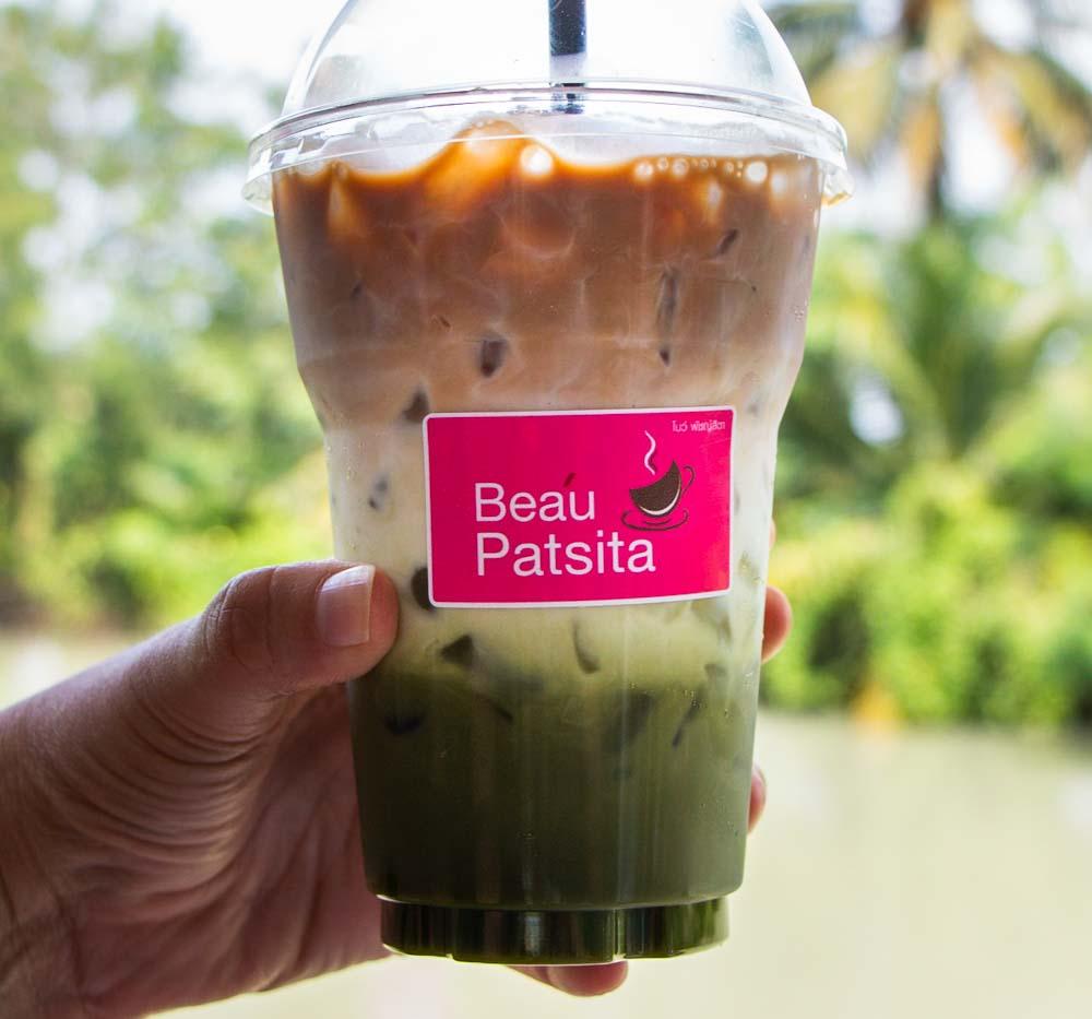 Thai Coffee in Thailand