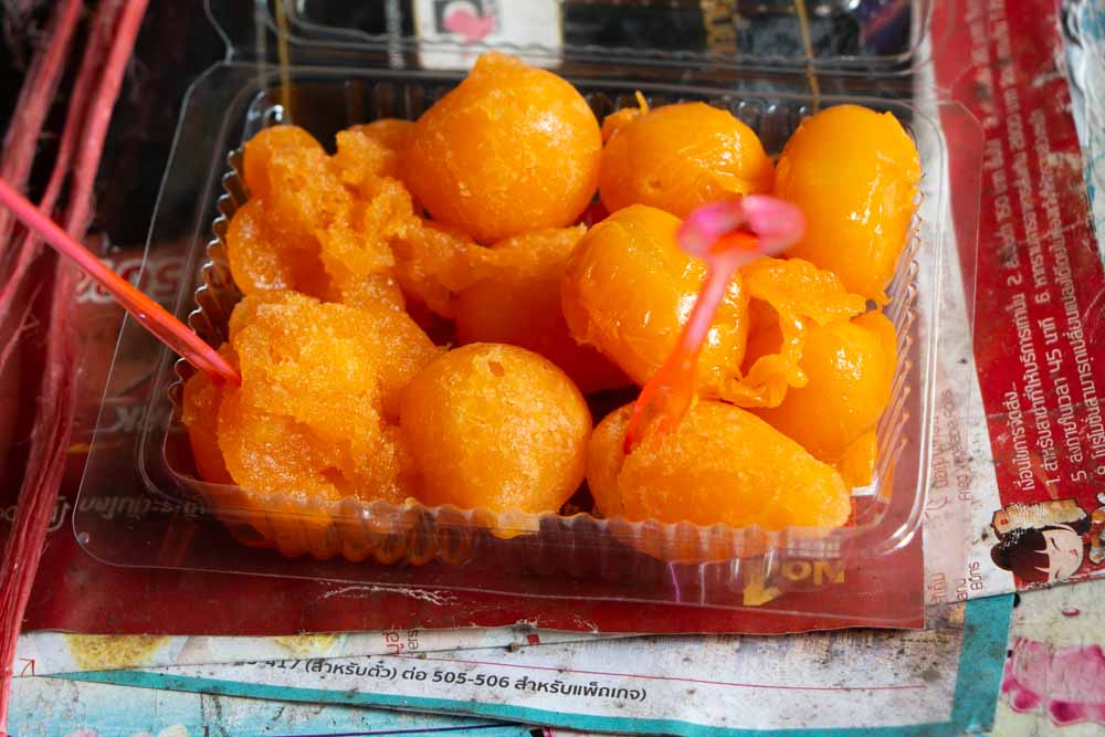 Thong Yip in Bangkok