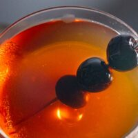 Bourbon Manhattan Featured Image