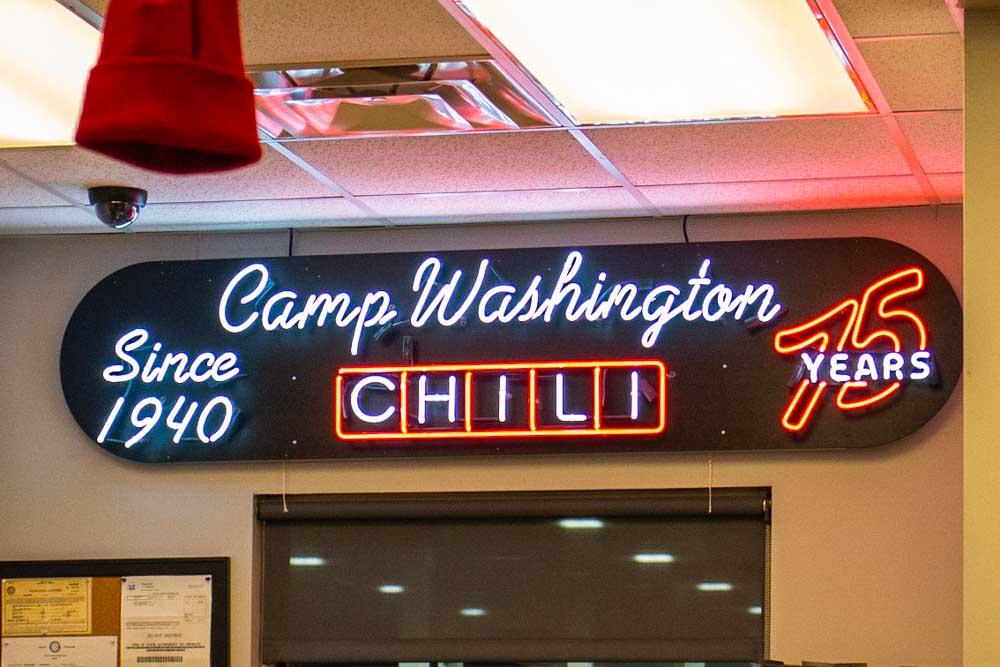 Camp Washington Chili in Cincinnati