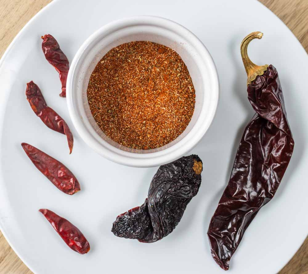 Chili Peppers and Chilis