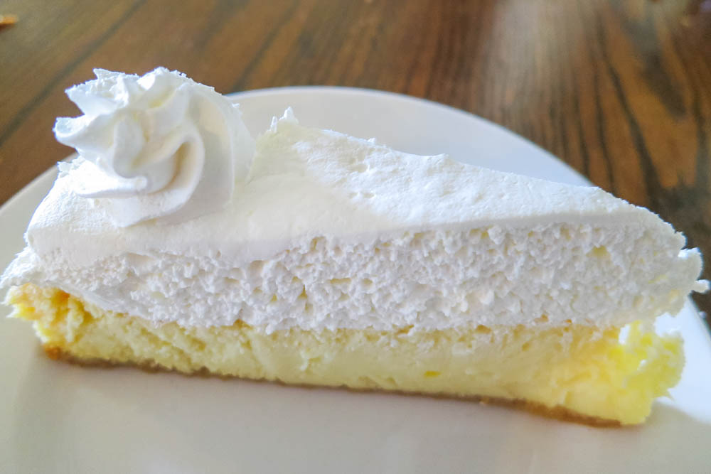 Key Lime Pie at Wille Maes in New Orleans