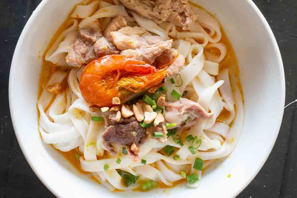 Mi Quang at Da Nang Restaurant