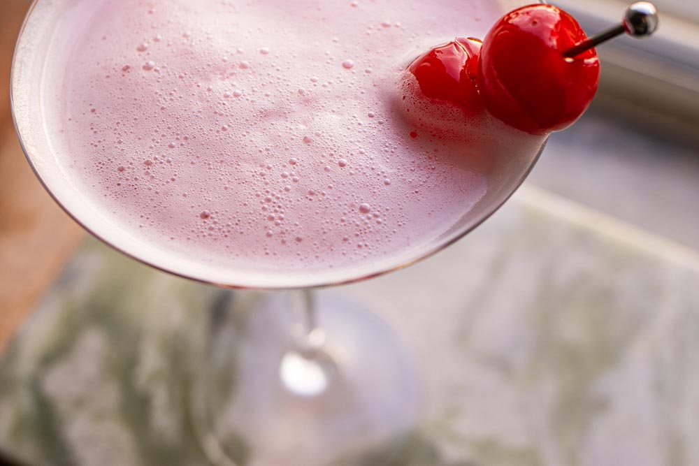 Drink Pink on Valentine's Day