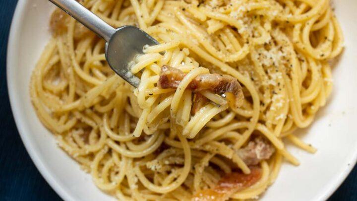 Spaghetti alla Gricia Recipe