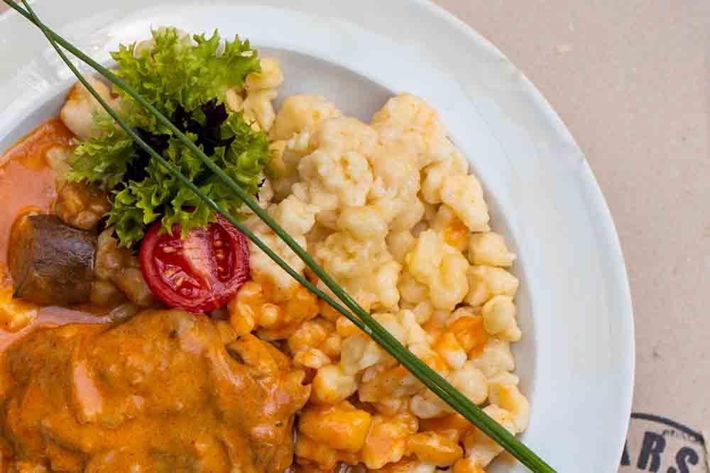 Str0pachka at Budapest Restaurant