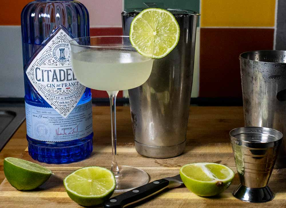 Crafted Gin Gimlet