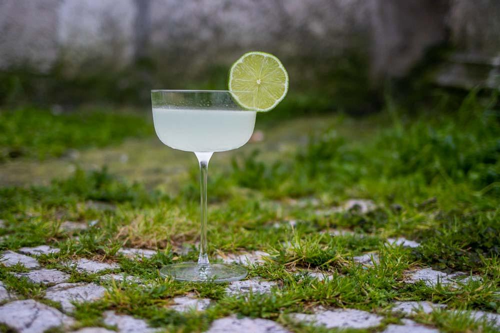 Gin Gimlet Outside