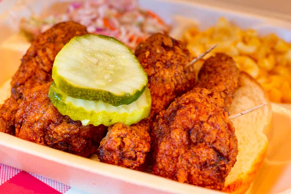 Hot Chicken at Hot Chicken Takeover in Columbus