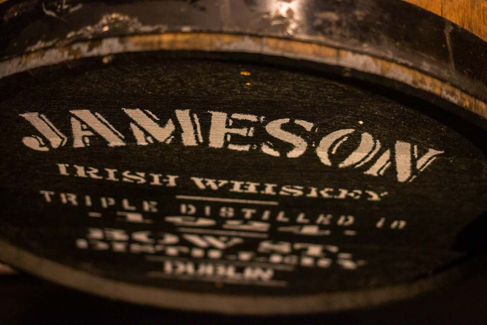 Jameson Tour 2016