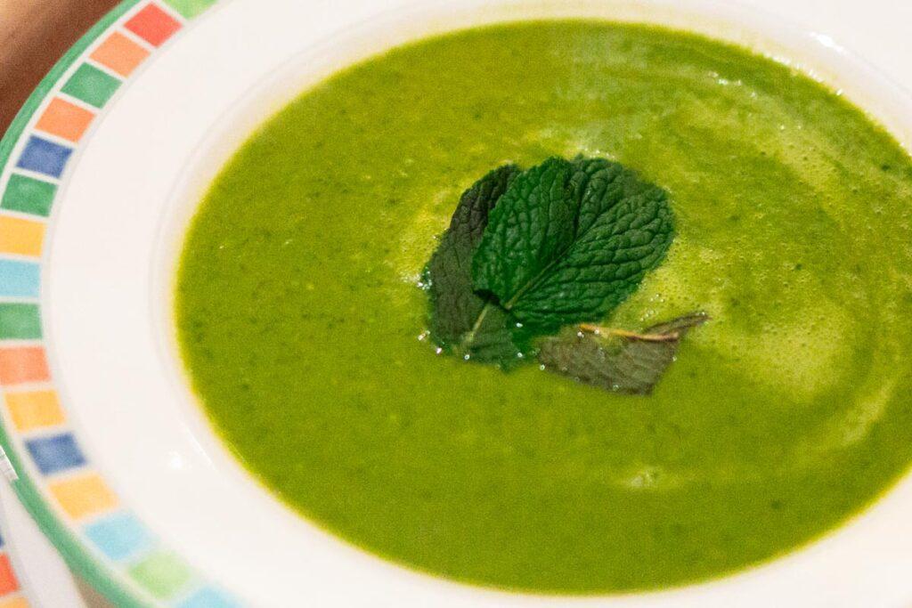 Split Pea Soup at Home