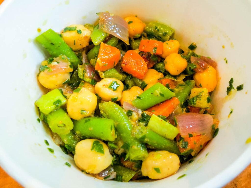 Bean Salad from Napa