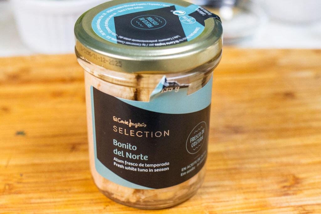 Bonito del Norte Tuna in Glass Jar