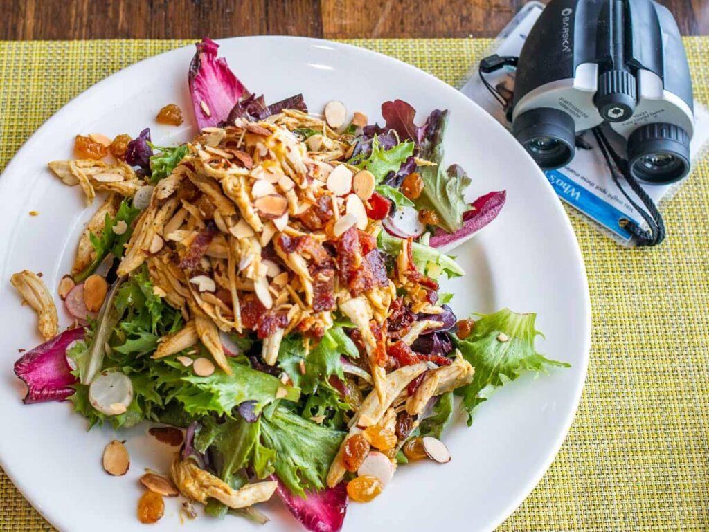 Chicken Curry Salad in Monterey