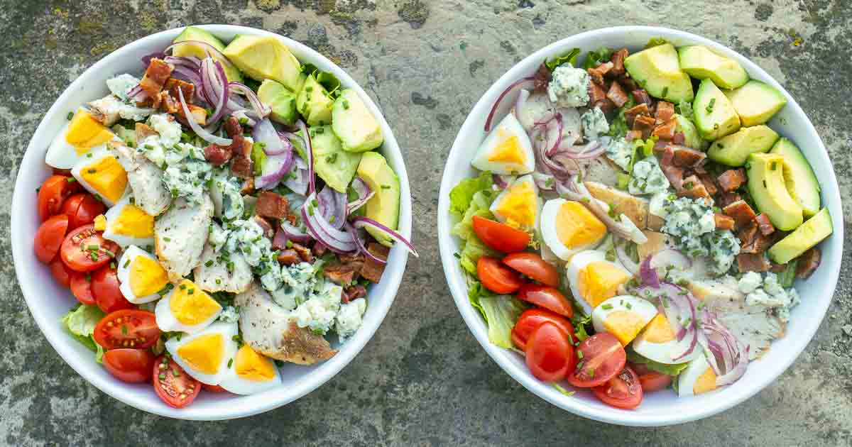 Cobb Salad | A California Classic