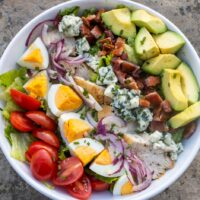Cobb Salad at Home