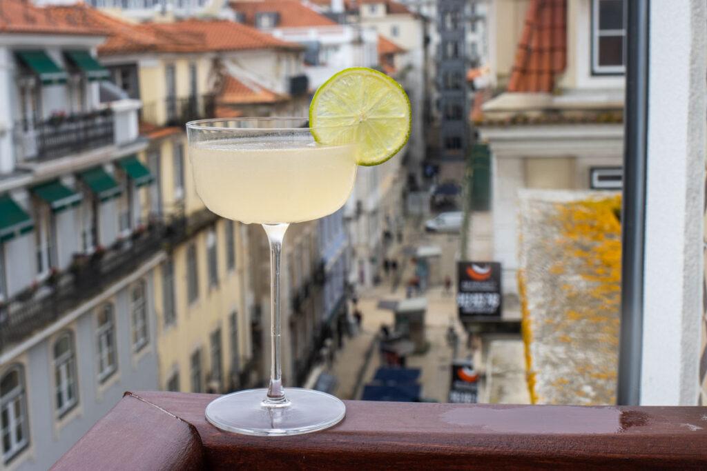 Hemingway Daiquiri in Lisbon