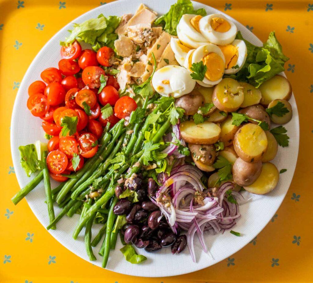 The Best Salade Nicoise Recipe